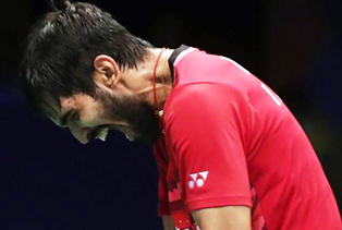 Shuttler Srikanth wins Denmark Open title