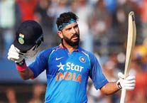 Yuvraj dropped, Ashwin, Jadeja rested for SL limited overs matches