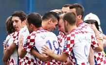 Croatia beat Kosovo 1-0 in FIFA World Cup qualifier