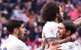 La Liga: Wins for Barcelona, Valencia, Madrid and Atletico