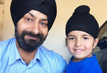 Sikh student wins discrimination case against school