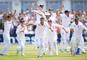 Australia beat England by 10 wickets in 1st Ashes Test