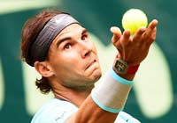 Nadal stays atop ATP rankings, Djokovic, Murray out of top 10
