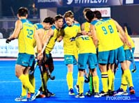 HWL Final: Australia beat Argentina to clinch title