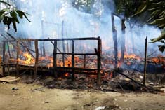 40 more Rohingya villages burnt in Myanmar: Report