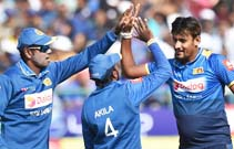 Sri Lanka thrash India in first ODI