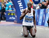 Kenya's Kamworor to skip CWG, eyes World Half marathon