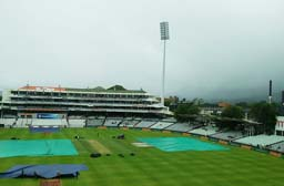 India vs S. Africa: Play on Day 3 of First Test called off