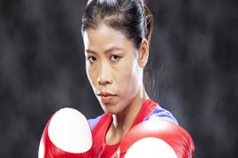 Indian boxing star Mary Kom enters CWG semis