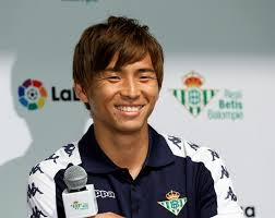 Japan's Inui excited to join Real Betis