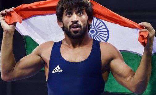 Indian wrestler Bajrang clinches Asiad gold