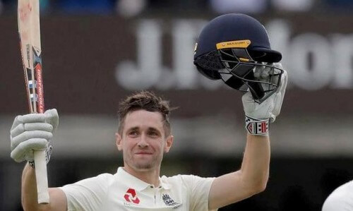 Wokes, Bairstow give England 250-run lead over India on Day 3